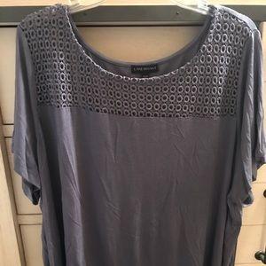 Lane Bryant dressy T-shirt